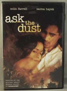 Ask The Dust DVD Colin Farrell Salma Hayek