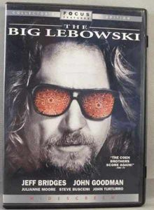 Big Lebowski Collectors Edition DVD
