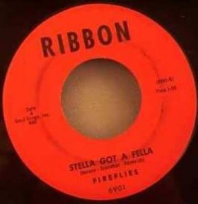 Fireflies - Stella Got A Fella / You Were Mine Vinyl 45 7