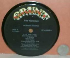 Jefferson Starship - Red Octopus Coaster