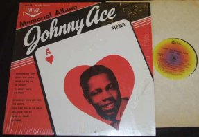 Ace, Johnny - Memorial Album Vinyl LP