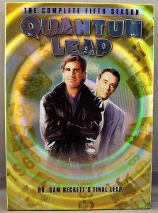 Quantum Leap Complete Fifth Season DVD Box Set