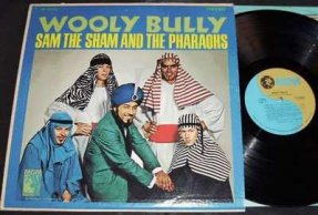 Sam The Sham And The Pharaohs - Wooly Bully Vinyl LP