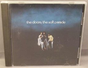 Doors - Soft Parade CD