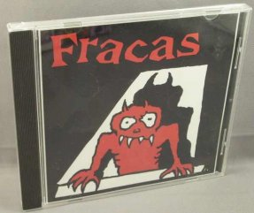 Fracas - Always Drunk And Incapable Of Love CD