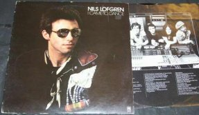 Lofgren, Nils - I Came To Dance Vinyl LP W/Lyrics