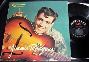 Rodgers, Jimmie - Self Titled Jimmie Rodgers Vinyl LP