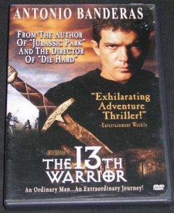 13th Warrior DVD Antonio Banderas