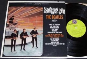 Beatles - Something New Vinyl LP