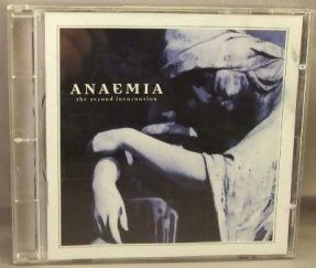 Anaemia - Second Incarnation CD
