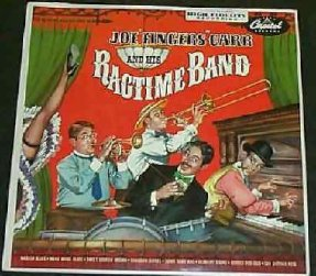 Carr, Joe Fingers - And His Ragtime Band 10 LP