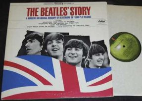 Beatles - The Beatles Story Vinyl LP