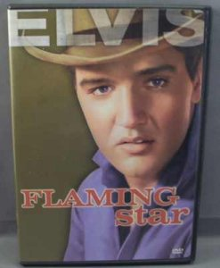 Flaming Star DVD Elvis Presley