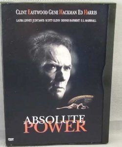 Absolute Power DVD Clint Eastwood
