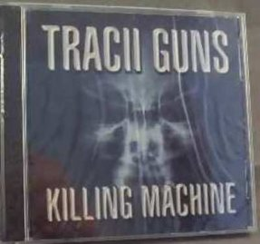 Guns, Tracii - Killing Machine CD