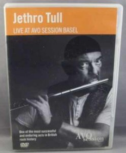 Jethro Tull - Live At AVO Session Basel DVD