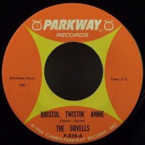 Dovells - Bristol Twistin\' Annie / The Actor Vinyl 45 7