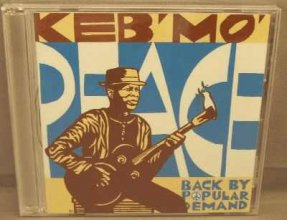 Keb Mo - Peace...Back By Popular Demand CD