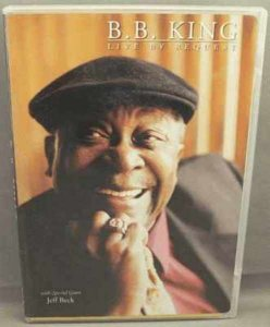 B.B. King - Live By Request Special Guest Jeff Beck DVD