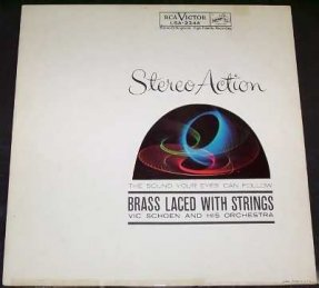 Schoen, Vic - Brass Laced With Strings Vinyl LP