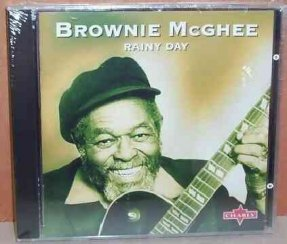 McGhee, Brownie - Rainy Day CD