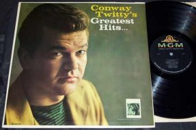 Twitty, Conway - Conway Twitty's Greatest Hits Vinyl LP