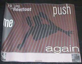 P.W. Long with Reelfoot - Push Me Again Promo Poster