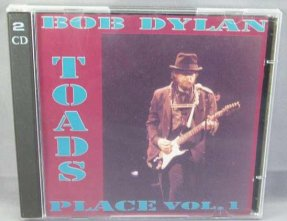 Dylan, Bob - Toad\'s Place Vol. 1 CD 2 Disc Set