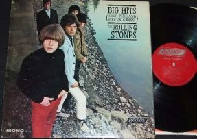 Rolling Stones - Big Hits (High Tide And Greeen Grass) Vinyl LP