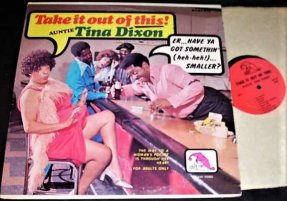 Dixon, Tina - Take It Out Of This Vinyl LP