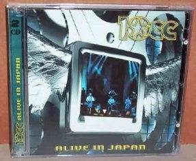 10 CC - Alive In Japan CD