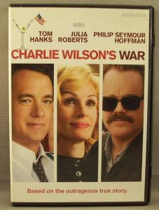 Charlie Wilson's War DVD Tom Hanks, Julia Roberts