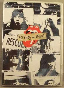 Rolling Stones - Stones In Exile DVD