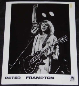 Frampton, Peter - 8 X 10 Promo Photo