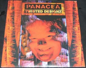 Panacea - Twisted Designz Vinyl LP Sealed