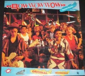 Bow Wow Wow - 12 Original Recordings Vinyl LP