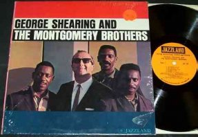 Shearing, George - And The Montogomery Brothers Vinyl LP
