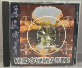 Widowmaker - Stand By For Pain CD