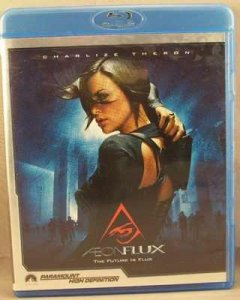 Aeonflux Blu-Ray Disc Charlize Theron
