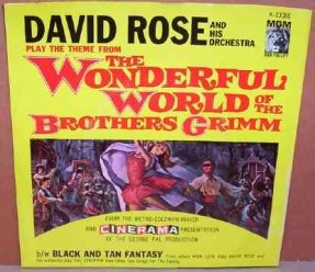 Rose, David - Wonderful World Of The Brothers Grim/Black..7