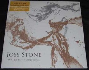 Stone, Joss - Water For Your Soul Vinyl LP 180gm
