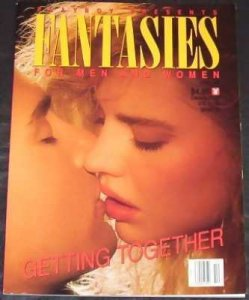 Playboy Magazine Fantasies Getting Together LTD Edition