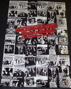 Rolling Stones - Singles Collection London Years Promo Poster