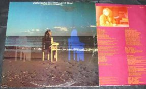 Tzuke, Judy - Stay With Me Till Dawn Vinyl LP Promo