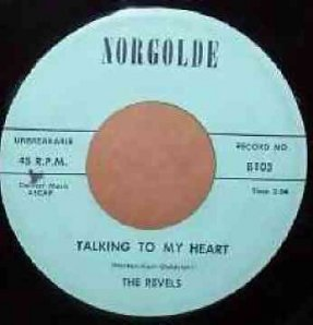 Revels - Midnight Stroll / Talking To My Heart Vinyl 45 7