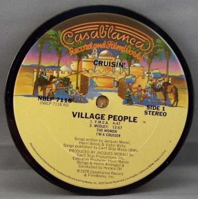 Village People - Cruisin Coaster