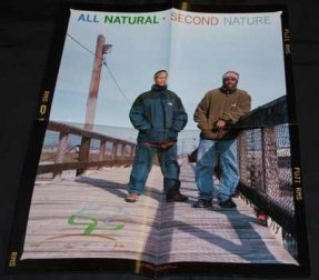 All Natural - Second Nature Promo Poster