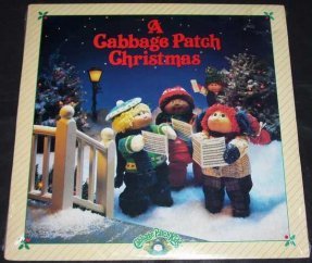 Cabbage Patch Kids - A Cabbage Patch Christmas Vinyl LP Sealed