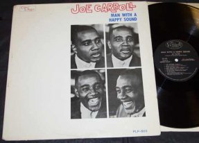Carroll, Joe - Man With A Happy Sound Vinyl LP