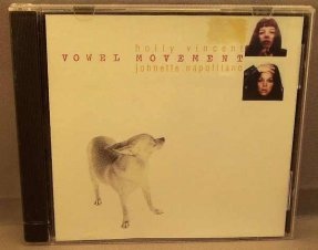 Vowel Movement - Self Titled Vowel Movement CD
